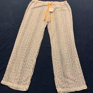 Victoria secret lace pants